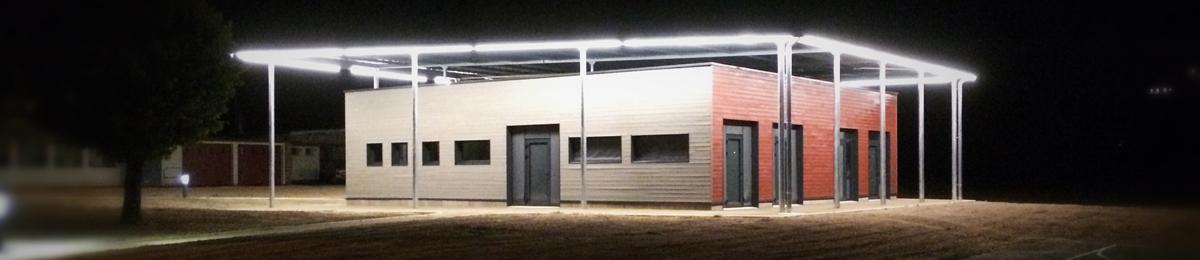 Bureau d'études DEJANTE - Électricité & lumière - Éclairage